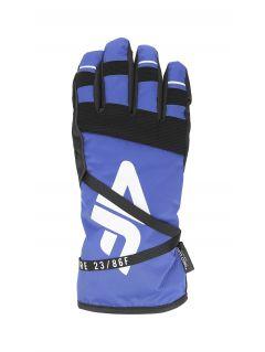 Dámske lyžiarske rukavice RED253 – kobaltová modrá