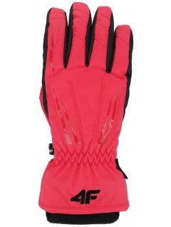 Dámske lyžiarske rukavice RED350 – ružová