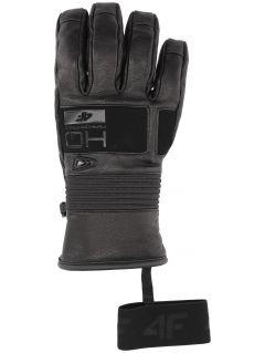 Pánske lyžiarske rukavice  REM153 - čierna