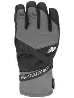 Pánske lyžiarske rukavice REM251 - čierna
