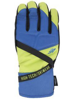 Pánske lyžiarske rukavice REM251 - zelená