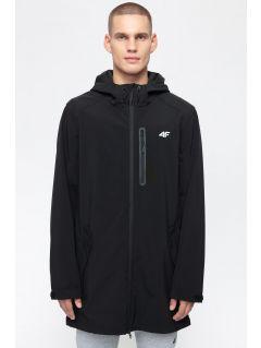Pánska softshellová bunda SFM205 - čierna