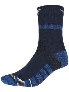 Pánske ponožky SOM102 – tmavomodrá