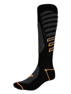 Pánske lyžiarske ponožky SOMN348 – čierna