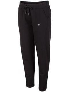 7539f7d0bd1d Dámske teplákové nohavice SPDD291 - čierna