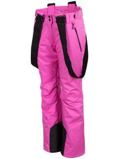 Dámske lyžiarske nohavice SPDN102 – fuksiová