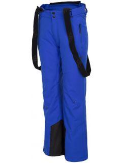 Dámske lyžiarske nohavice SPDN201 – kobaltová modrá