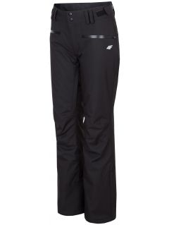 Dámske lyžiarske nohavice SPDN270 - čierna