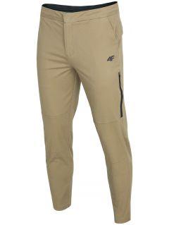 Pánske mestské nohavice SPMC204 – béžová