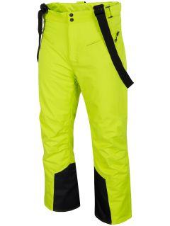 Pánske lyžiarske nohavice SPMN251 – zelená