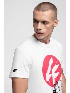 Pánske tričko TSM285 - biela