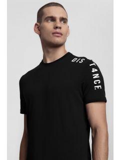 Pánske tričko TSM289 – čierna