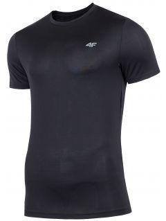 Pánske tréningové tričko TSMF300 - čierna