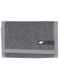 Peňaženka PRT001 - stredne šedá melanž