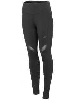 Dámske funkčné nohavice SPDF005 - hlboko čierna