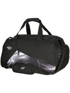 Cestovná taška unisex TPU006 - hlboko čierna