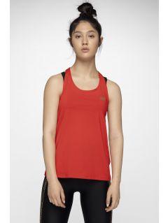 3063914c42af Dámske tréningové tričko TSDF001 - červená