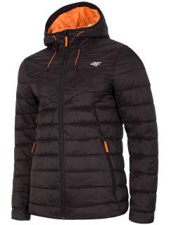 Pánska zimná bunda KUM004 - čierna