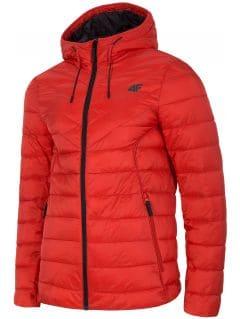 Pánska zimná bunda KUM004 - červená