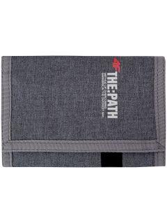 Peňaženka PRT001 – stredne šedá