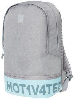Mestský batoh PCU002 - svetlošedá melanž