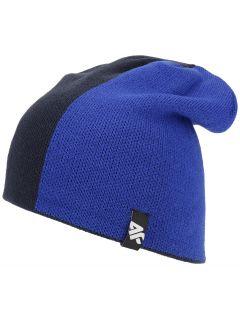Čiapka pre chlapcov (53 cm) JCAM210 – modrá