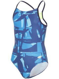 Plavky pre dievčatá (122-164) JKOS201 – multifarebná