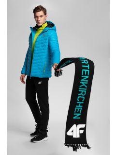 Pánska zimná bunda KUMP100 - modrá