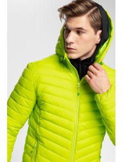 Pánska zimná bunda KUMP100 - zelená