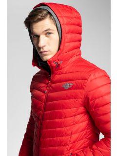 Pánska zimná bunda KUMP100 - červená