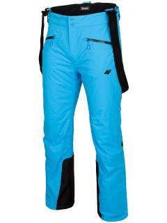 Pánske lyžiarske nohavice SPMN151 – tyrkysová