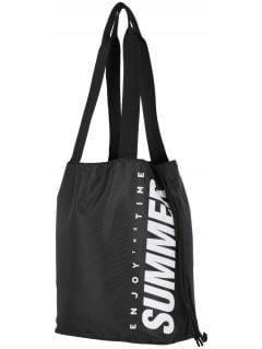 plážová taška  tpl204 - čierna