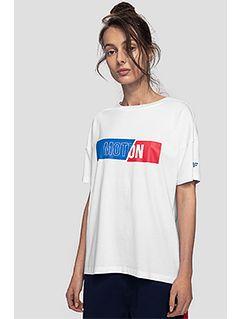 Dámske tričko TSD264 - biela