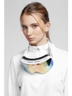 Dámske flísové prádlo BIDP300 – biela