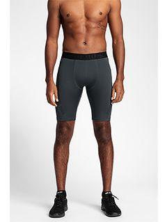 Pánske tréningové spodné prádlo BIMF150 - tmavošedá