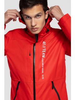Pánska lyžiarska bunda KUMN552A – červená