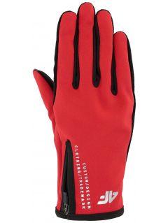 Športové rukavice  REU102 – červená