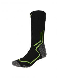 Trekingové ponožky unisex SOUT200 - čierna