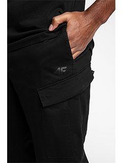 Pánske sportstyle nohavice SPMC201 – čierna