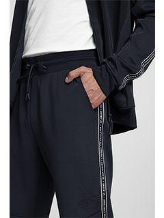 Pánske teplákové nohavice SPMD205 – tmavomodrá