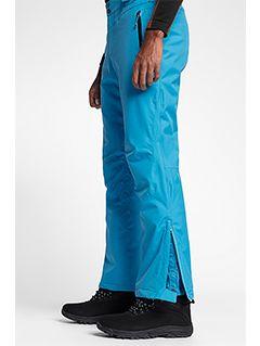 Pánske lyžiarske nohavice SPMN250 - tyrkysová