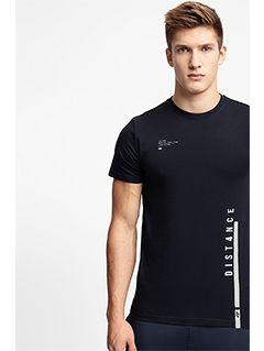 Pánske tričko TSM203 - tmavomodrá