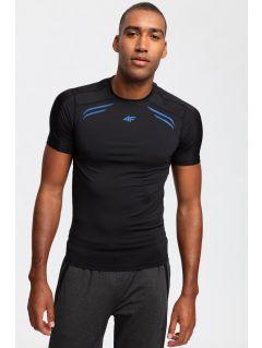 Pánske tréningové tričko TSMF203A - čierna
