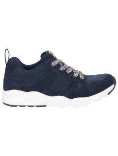 Športové topánky pre staršie deti (dievčatá) JOBDS201 – tmavomodrá