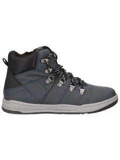 Jesenné topánky pre staršie deti (chlapcov) JOBMA203 - tmavomodrá