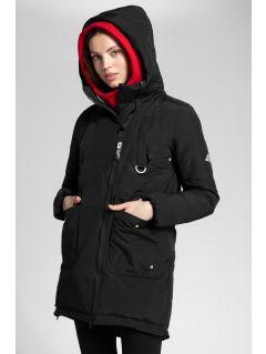 Dámska zimná bunda 4Hills KUDP100 - čierna
