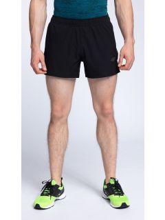 Pánske tréningové šortky skmf005 - čierna