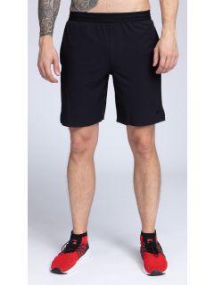 Pánske tréningové šortky skmf255 -  červená