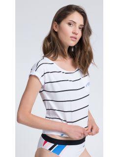 Dámske tričko TSD011 - biela