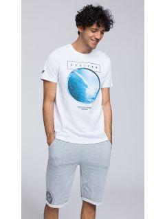 Pánske tričkoTSM293 - biela